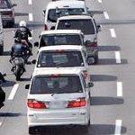 高速道路のバイクの排気量!何CCから?料金は異なるの?